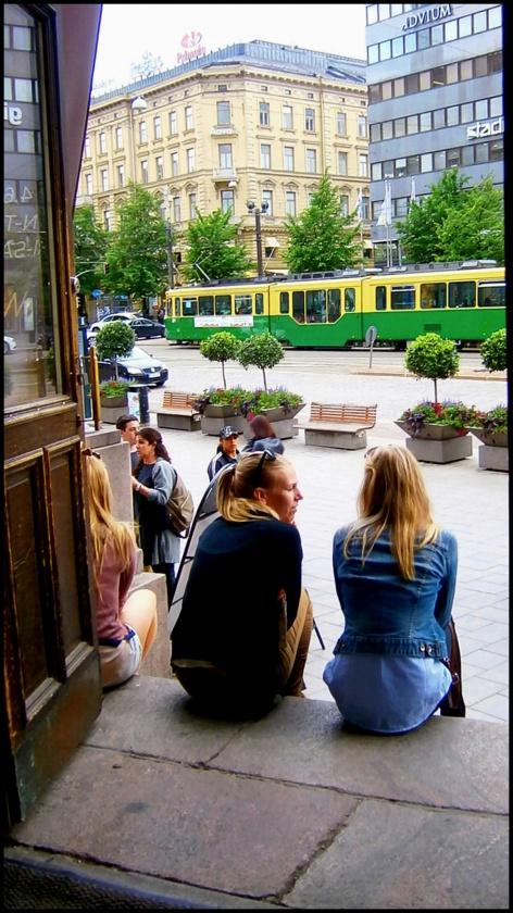 Helsinki, Mannerheimintie